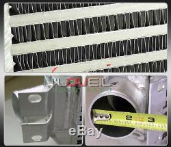 06-2010 VW Jetta Gti Golf A3 Mk5 Mk6 2.0T Bolt On Turbo Intercooler Silicone Kit