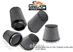 15-18 FOR VW MK7 GTI 2.0L Turbo TSI GOLF 4 Cyl 1.8L AF DYNAMIC AIR INTAKE KIT