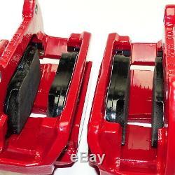 2 Bremssättel vorn VW Golf 7 GTI Clubsport S original Bremsanlage 340mm Bremse