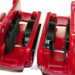 2 Bremssättel vorn VW Golf 7 VII R Passat B8 original Bremse 340mm Bremsanlage