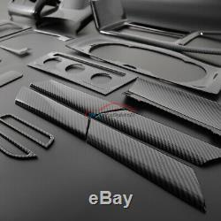 21 pcs For VW Golf 7 MK7 7.5 GTI R GTD 2014-2018 Car Styling Interior Kits Trim