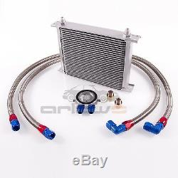28Reihen Ölkühler Kit VW Golf 3 4 5 GTi 1,8T 150PS 2,0T Tfsi Eos Touran Beetle