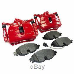 2x Bremssattel vorn Audi A3 8V Sportback Limo Cabrio Q2 Q3 F3 TT 8S 312mm Bremse
