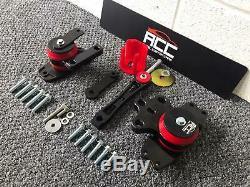 ACC Golf MK6 GTI/R Engine Mount Kit EA888 & EA113 TSI, FSI, TFSI Engines