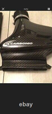 APR Carbonio Carbon Fibre Induction Kit Intake TFSI Engine Mk5 Golf Gti