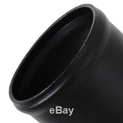 Alloy Boost Hard Pipe Turbo Muffler Delete Kit For Vw Golf Mk7 R Gti 1.8 2.0 Tsi