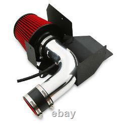 Alloy Short Intake Air Filter Induction Kit For Vw Golf Mk5 1.9 2.0 Tdi Fsi Gti