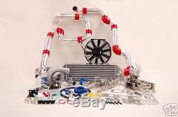 Audi Volkswagen 1.8T A4 TT Golf GTI T3/T4 Turbo Kit 20v VW 20valve T3T4 1.8L