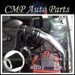 Black Cold Air Intake Kit Fit 1999-2005 Vw Golf Jetta 1.8l 2.0l Gl/gls/gti