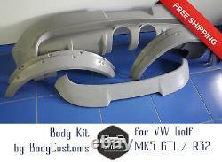Body Kit VW Golf 5 MK5 R32 GTI