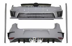 Body Kit für VW Golf 7 VII 5G1 2012-2017 R400 Look Stoßstangen Seitenschweller