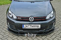 Bodykit Frontspoiler Heckdiffusor Schweller aus ABS für VW Golf 6 GTI Edition 35