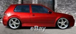Bodykit für VW Golf 4 R32 Design Stoßstange Schweller Jubi GTI 3türig ABS TÜV