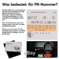 Brembo gelochte BREMSSCHEIBEN+BELÄGE VORNE AUDI A3 8P TT VW PASSAT GOLF 5+6 GTI