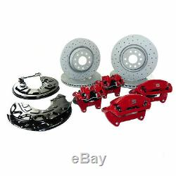 Bremsanlage Bremse 340/310mm Audi A3 8V S3 VW Golf 7 VII GTI Seat Leon Cupra 5F