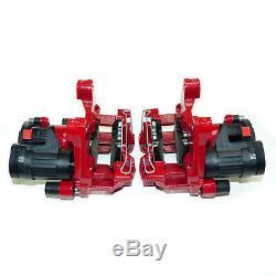 Bremsanlage Kit Audi A3 S3 8V große Bremse Bremssättel mit Scheiben + Bleche Neu
