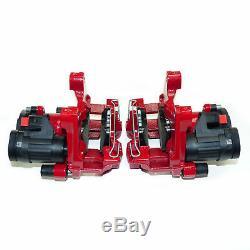 Bremsanlage Kit VW Golf 7 VII GTI Performance große Bremse vorn hinten 340/310mm