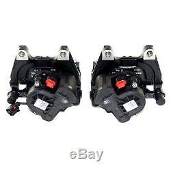 Bremsanlage hinten 310mm Audi A3 8V S3 RS3 TT RS TTS Typ 8S Bremssättel schwarz