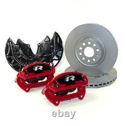 Bremse vorn VW Golf 5 6 GTI R Scirocco Skoda Octavia II 1Z RS Bremsanlage 340mm