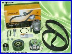 CONTI Zahnriemen Satz Kit +Wasserpumpe VW AUDI 2.0 TFSI/FSI/GTI BWE AXX BWA BPY