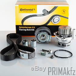 CONTITECH CT1088K3 Zahnriemensatz + Wasserpumpe Audi Seat Skoda VW 2.0 FSI
