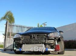 CX Bolt-on FMIC Intercooler Piping Kit For 03-09 VW Golf 5 GTI MK5 2.0 FSI Turbo