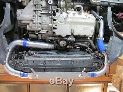 CX FM Intercooler Piping Kit For 03-09 Volkswagen VW Golf 5 GTI MK5 2.0 FSI