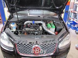 CXRacing CAI Cold Air Intake Filter Piping Kit For VW Golf 5 GTI MK5 2.0 FSI BKS