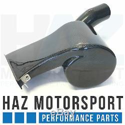 Carbon Fibre Induction Kit + Intake Inlet Hose VW Golf Mk7 R/GTI Audi S3 8V Red
