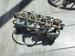 Cbr600 bike carbs convertion kit for mk1 golf mk2 golf 8v, gti