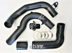 Charge Pipe+Boost Pipe Kit For Audi A3/S3 VW Golf R GTI MK7 EA888 1.8T 2.0T TSI