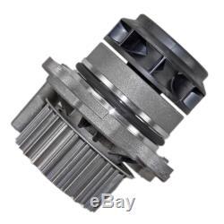Contitech Zahnriemensatz + Febi Wasserpumpe Vw Golf 5 1k 2.0 Gti