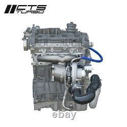 Cts Turbo Kit Cts-ea113-boss-600 For Mk5 Gti/jetta, Mk6 Golf R, 8p Audi A3/s3