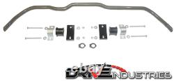 Drive Industries Front 24mm Sway Bar For VW Golf MK5 MK6 FWD GTi Scirocco Jetta