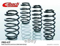 Eibach Pro-Kit ABE Federn 35/30mm VW Golf VII E10-15-021-02-22 Springs lowering