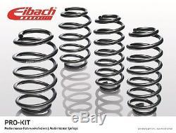 Eibach Pro Kit Lowering Springs VW Golf Mk7 2.0 TSI GTI, 2.0 TDI GTD (11/12)