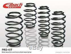 Eibach Pro Kit Springs VW Golf Mk1 1.1, 1.3, 1.5, 1.6, 1.6 GTi, 1.8, 1.8 GTi