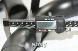 FIT 13-17 A3/S3 / Golf GTI R MK7 EA888 1.8T 2.0T TSI Intercooler Pipe Kit Black