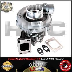 Fits 98-06 VW Jetta Golf Gti MK4 Turbo Charger Kit T3/T4 Manifold+Intercooler+B
