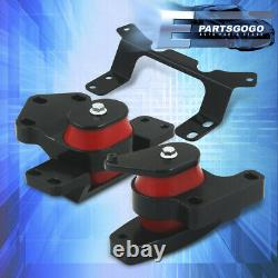 For 15-19 VW GTI Golf R MK7 2.0T Replacement Engine Motor Transmission Mount Kit