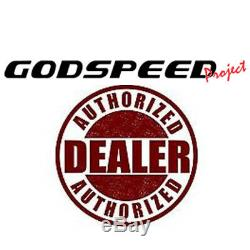 For Golf Gti 06-09 (mk5) Godspeed Monoss Coilovers Suspension Kit Camber Plate