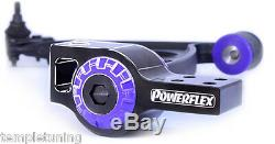 For VW GOLF MK5 MK6 GTI ED35 GTD R32 POWERFLEX ANTI LIFT CASTER KIT PFF85-502G