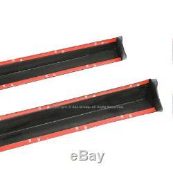 For VW Golf GTI 15-17 MK7 VII R Style Side Skirts Body Kit Rocker Panel Pair PP