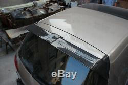 For Volkswagen VW Golf VII 7 MK7 Non GTI Non R20 14-17 Carbon Rear Roof Spoiler