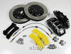 Forge 356mm 6pot Big Brake Kit for Volkswagen Golf GTI MK7 Models FMBKS38V