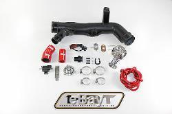 Forge Pop Off Blow Off Ventil Kit XL VW Golf Jetta 5 GTI 1K 2,0L TFSI 200/230PS