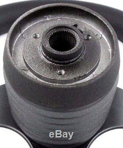Genuine Momo Team 280mm steering wheel, hub kit, VW horn. Beetle 1300 1302 1200