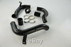 Golf Boost Hard Pipe Turbo Muffler Delete Valve Kit For Vw Golf Mk7 Gti R