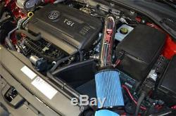Injen SP Short Ram Intake Induction Kit for VW MK7 Golf & GTI 15-17 BLACK New
