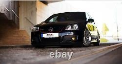 JOM ADJUSTABLE COILOVER KIT FOR VW GOLF 5 RABBIT MK5 GTI + Top Mount's